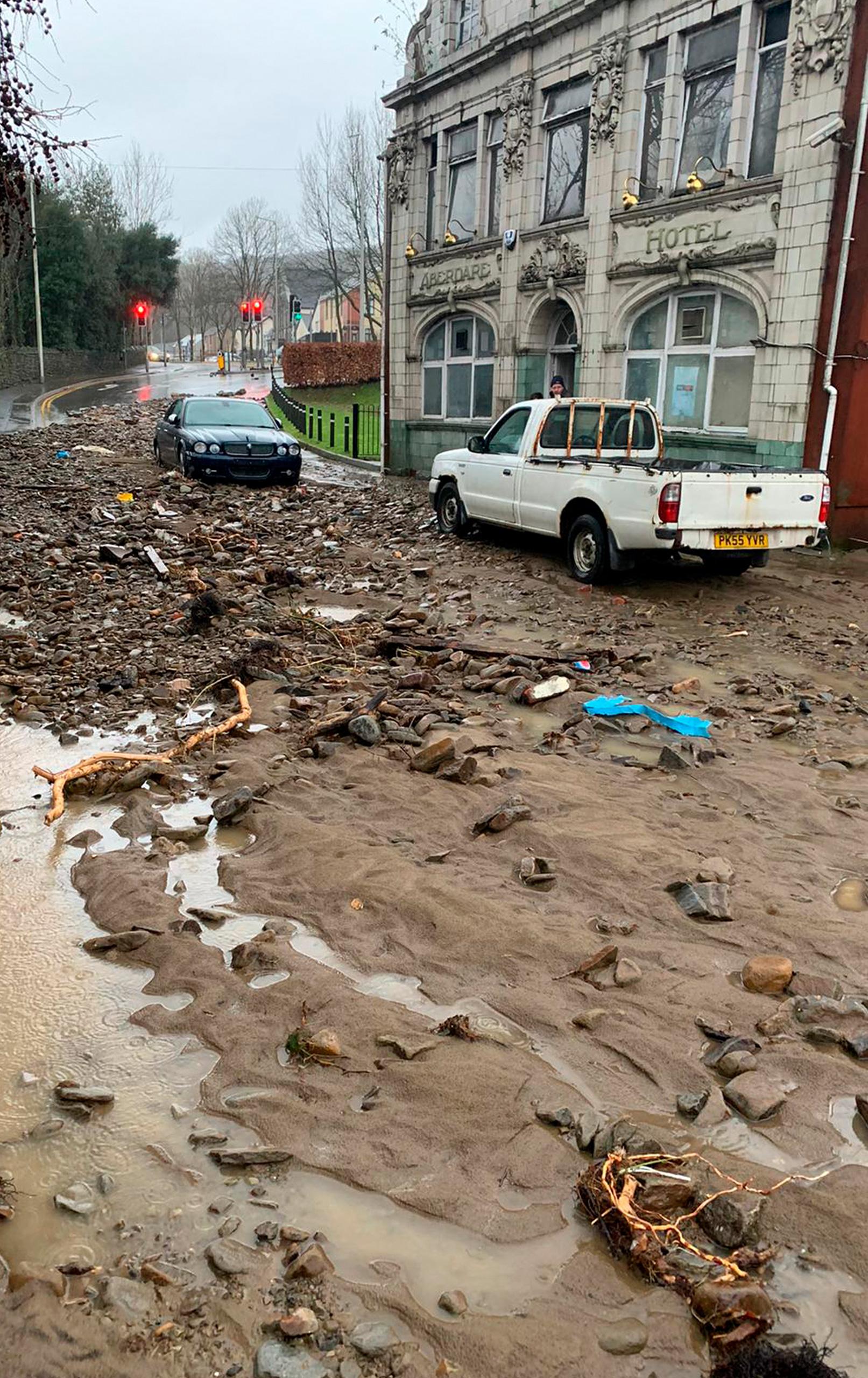 Flood Risk History